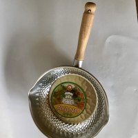 Panci susu aluminium Ayano totol 1,0 X 20 cm