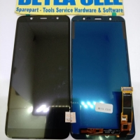 LCD TOUCHSCREEN SAMSUNG GALAXY J8 2018/J810 AAA CONTRAST