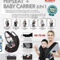 Baby Carrier Hipseat Gendongan Bayi Kiddy