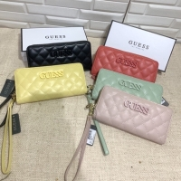 GUESS Elliana Wallet Quilted