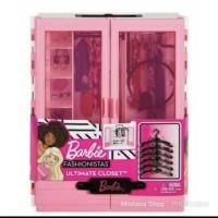 Lemari Barbie Fashionistas Ultimate Closet