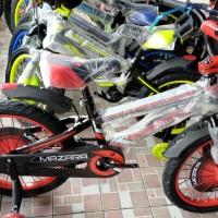 Sepeda Anak BMX 16 Mazara Roda Samping Nyala