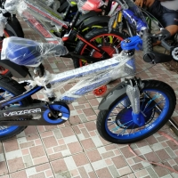 Sepeda Anak BMX Mazara 18 Roda Samping Nyala