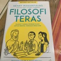 Buku Filosofi Teras
