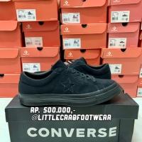 Converse One Star OX Full Black BNIB Original