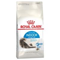 ROYAL CANIN INDOOR LONGHAIR 400GR / MAKANAN KUCING BULU PANJANG
