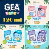 Kantong ASI GEA baby 120ml / Breast milk storage bag safari 120 ml