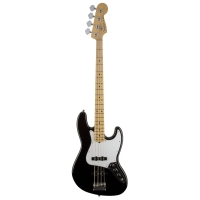 Fender American Standard Jazz Bass® Black Maple Fingerboard