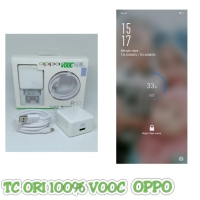 Travel charger VOOC flash R17 ori 100% Charger Casan