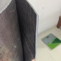 Aluminium foil foam 3mm DOUBLE SIDE peredam panas / pelapis dalam tas