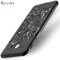 Case Samsung C9 Pro Softcase Cocose Original Black Dragon