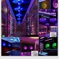 Lampu dinding led dekorasi ruang karaoke-kamar tidur warna RGB 5570