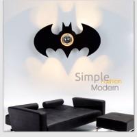 Lampu dinding led Batman dekorasi kamar tidur 6156