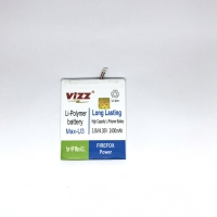 Battery Batere VIZZ ANDROMAX U3 DOUBLE POWER
