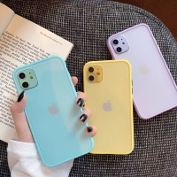 Doff Matte Candy Colors iPhone 6-Max Xr / iPhone 11/11 Pro/11 Pro Max