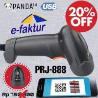 Handheld 2D Panda PRJ-830 Imager Area Barcode Scanner QR Code USB