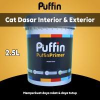 Cat dasar puffin primer 2.5 L setara jotun primer exterior.