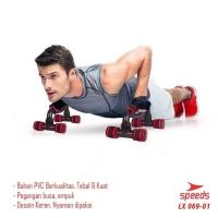 Push Up stand Bar Alat bantu Push Up olahraga Fitness Equipment Speeds