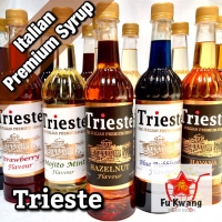Sirup Trieste Italian Premium Syrup 650 ml
