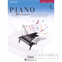 Piano Adventures Lesson Book - Level 2A