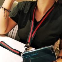 Tali Name tag/ Lanyard ID card/ kalung Hp/ Phone strap - GUCCI