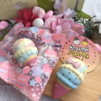 I-bloom mini sweet ice cream LICENSED SQUISHY