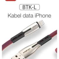 Lightning USB Cable Data Charger Vivan BTK-L for Iphone