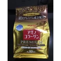 Meiji Amino Collagen Premium Reffil 214 gram