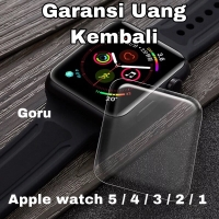 Tempered glass UV GLUE Apple watch Iwatch 5 4 3 2 1 3D 38 42 40 44 mm