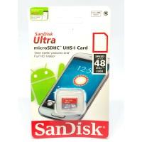 Memory Card Sandisk 128GB Micro SD Termurah