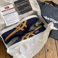 ONITSUKA TIGER SHOES sepatu pria sneakers original not vans adidas