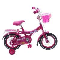 Sepeda Anak Mini 12 Family Magenta