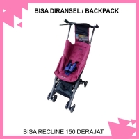 Stroller Pliko Boston 338 / Stroler Bayi Pliko Boston / Kereta Bayi Pl