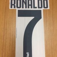 Original Namset Juventus 2018-19 Home dan Away Ronaldo