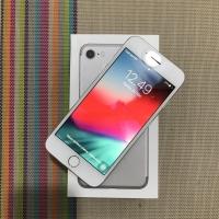 iPhone 7 128gb Silver ex inter Fullset Mulus