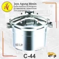 Getra - Presto Commercial Pressure Cooker C44 /Panci Presto