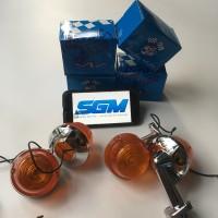 LAMPU RETING SEIN HONDA C70 PITUNG CEMPE