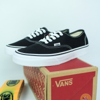 VANS CLASSIC AUTHENTIC BLACK/WHITE (GLOBAL)
