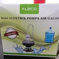 Pompa Galon Duduk Reacharge / pompa galon plug n play