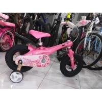 Sepeda Anak United Nexi Blink 12 Alloy Magnesium Velg Racing