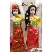 Pakaian Adat Bali (2-6 tahun)