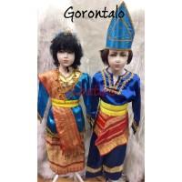 Pakaian Adat Gorontalo (2-6 tahun)