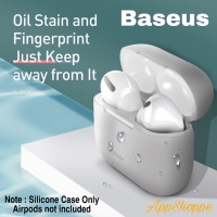 Airpods Pro Silicone CaseBASEUS Ultra Slim Silica Gel Protective Case