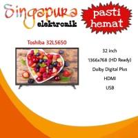 """Toshiba LED Smart TV 32"""" 32L5650"""