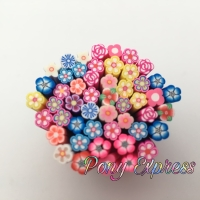 Nail Art Decorations Fimo Stick Polymer Clay Flower