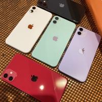 iPhone 11 128gb 128 second original kondisi like new