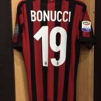 Original Jersey AC Milan 2017-18 Bonucci