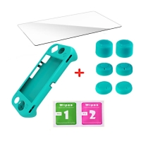 Nintendo Switch Lite Dobe 3 in 1 Protective Pack TNS-19180 (Turquoise)