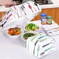 UK.Besar Tudung Saji Lipat Penjaga Suhu Makanan / Tutup Makan / Food C