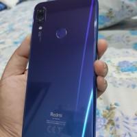 Xiaomi Redmi note 7 64gb Ram 4gb BIRU (Blue)